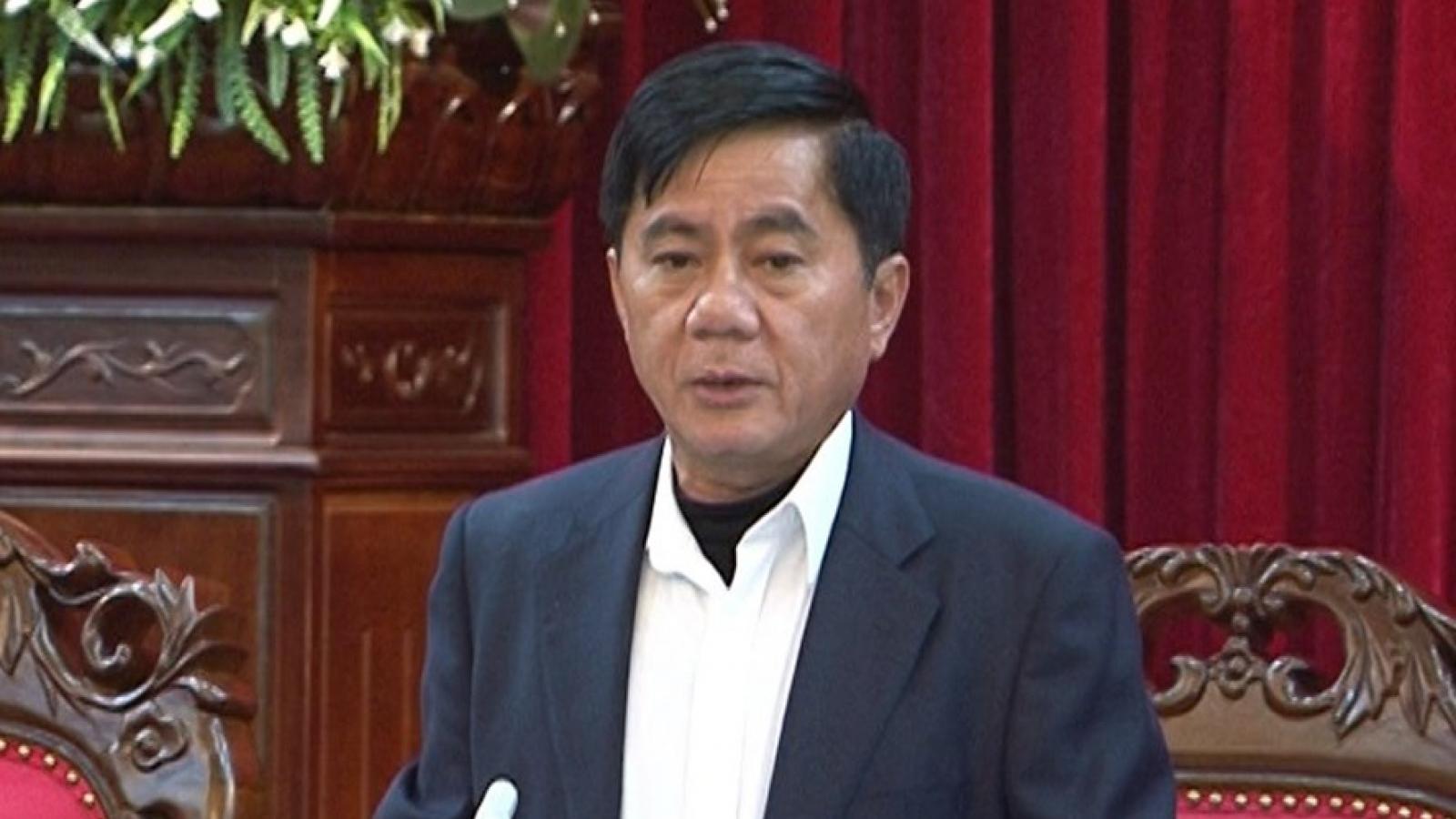 Ông Trần Cầm Tú tái đắc cử Chủ nhiệm Ủy ban Kiểm tra Trung ương khóa XIII