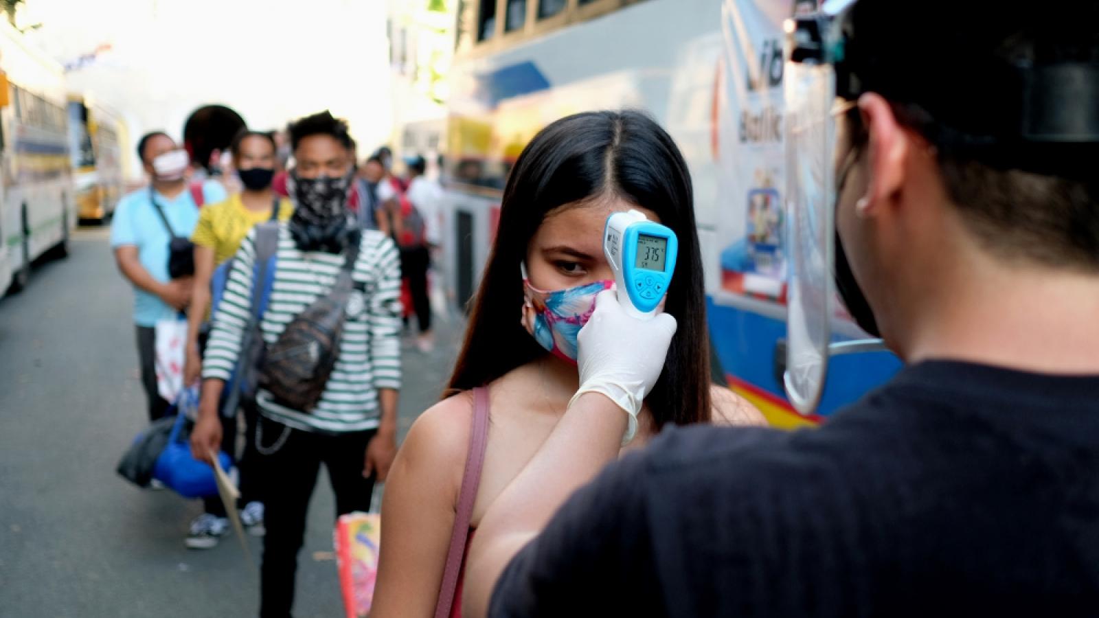 Philippines ghi nhận thêm 16 ca mắc nhiễm biến thể mới của virus SARS-CoV-2