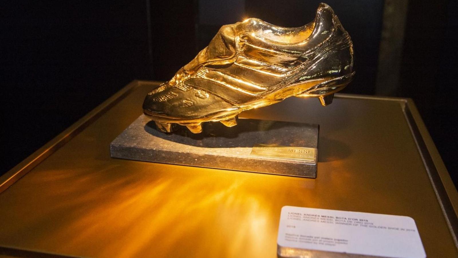 BXH Chiếc giày vàng châu Âu 2020/2021: Lewandowski giữ ngôi đầu, Suarez, Mbappe bứt phá