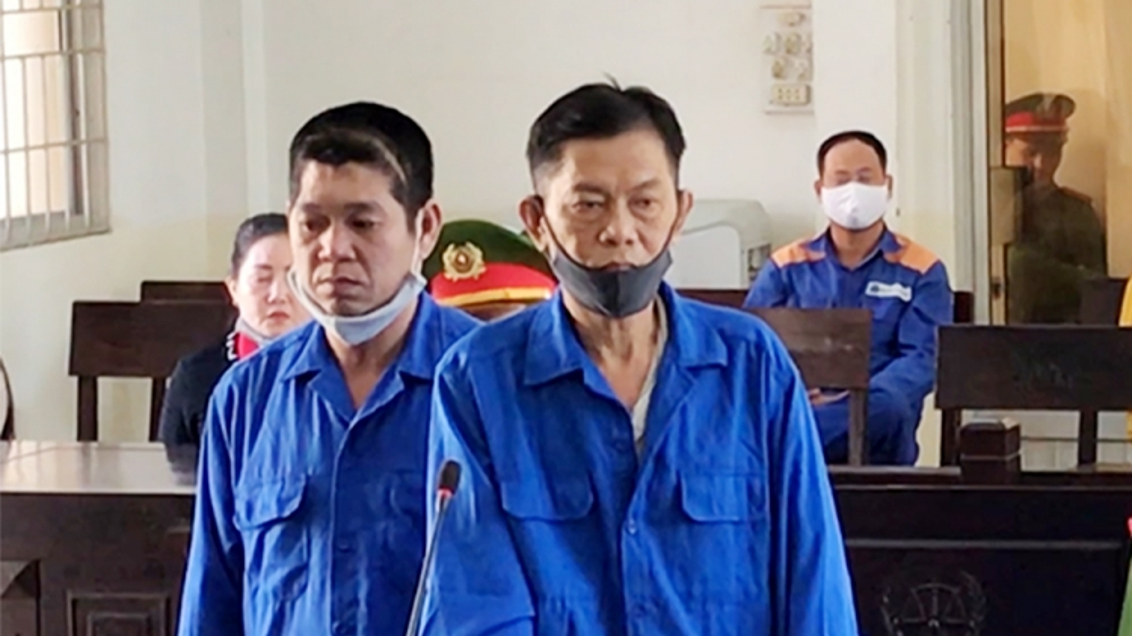 43 năm tù cho 2 kẻ phóng hỏa đốt nhà người tình
