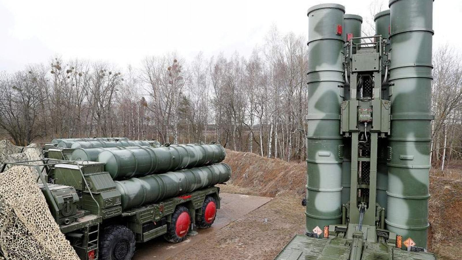 Thổ Nhĩ Kỳ xác nhận mua hệ thống phòng không S-400 thứ 2 của Nga
