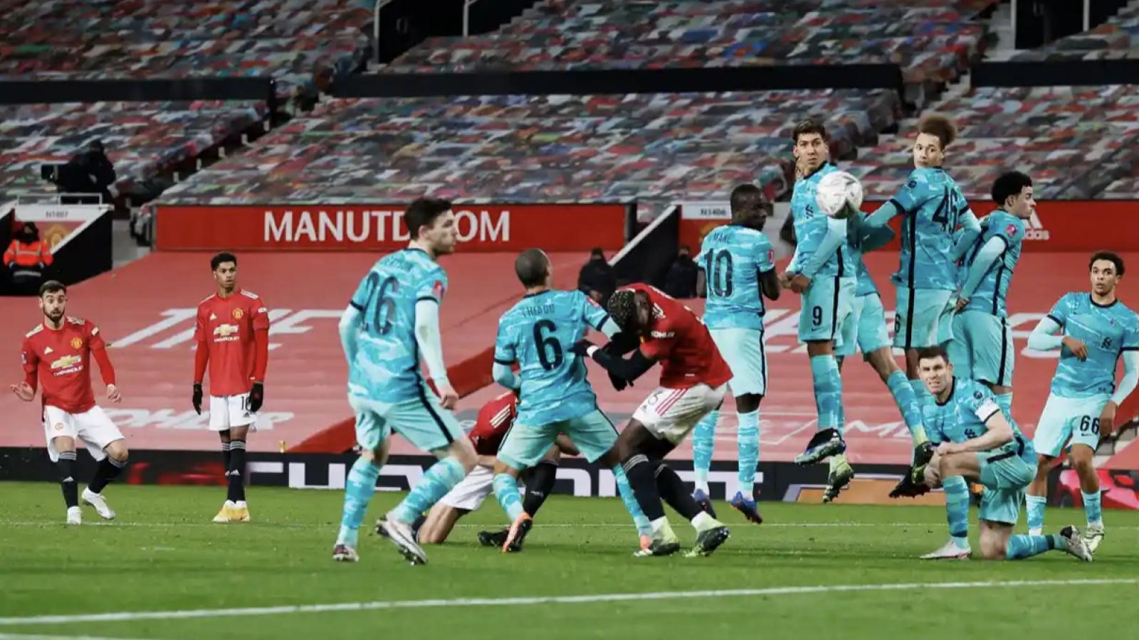 TRỰC TIẾP MU 3 - 2 Liverpool: Đẳng cấp của Bruno Fernandes
