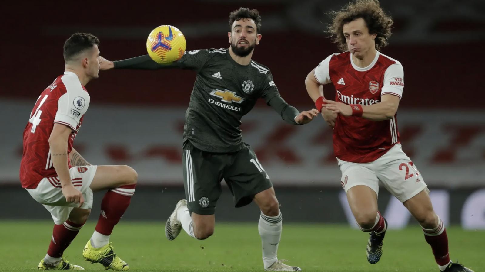 Bàn thắng ngoảnh mặt, Arsenal và MU chia điểm tiếc nuối sau màn thư hùng ở Emirates