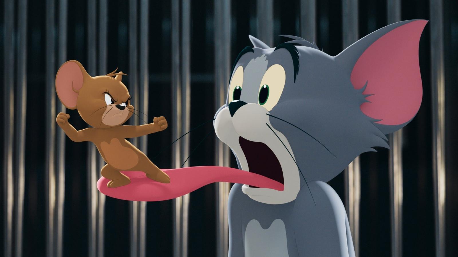 """Phiên bản điện ảnh của """"Tom và Jerry"""" có gì hấp dẫn?"""