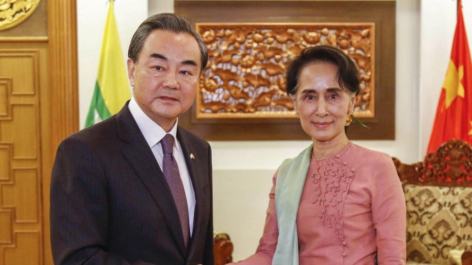 """Trung Quốc thúc đẩy """"tấn công quyến rũ"""" châu Á trước thềm ông Biden nhậm chức"""