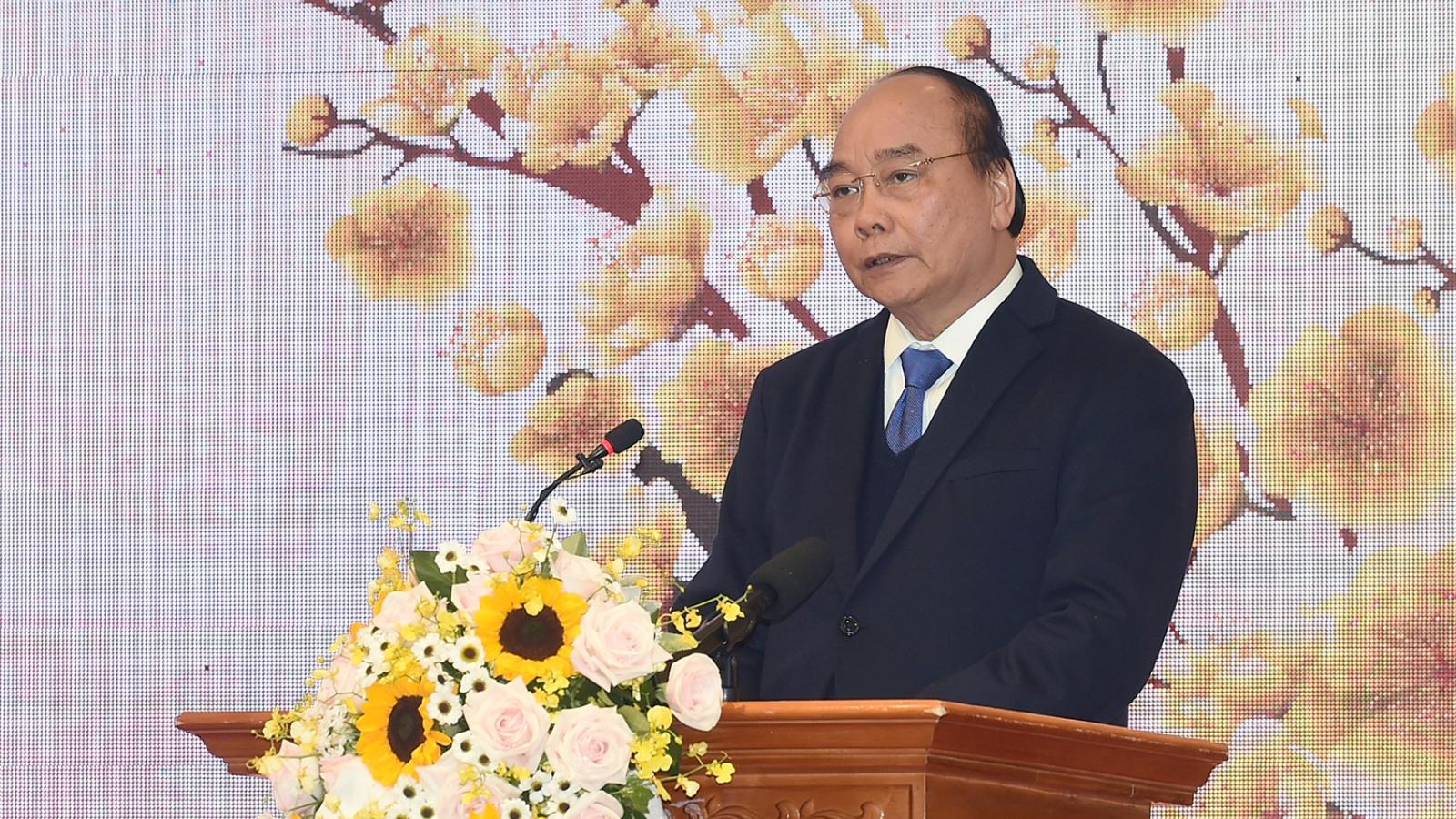 Thủ tướng: Văn phòng Chính phủ phải tạochuyển biến rõ nét về chất lượng tham mưu