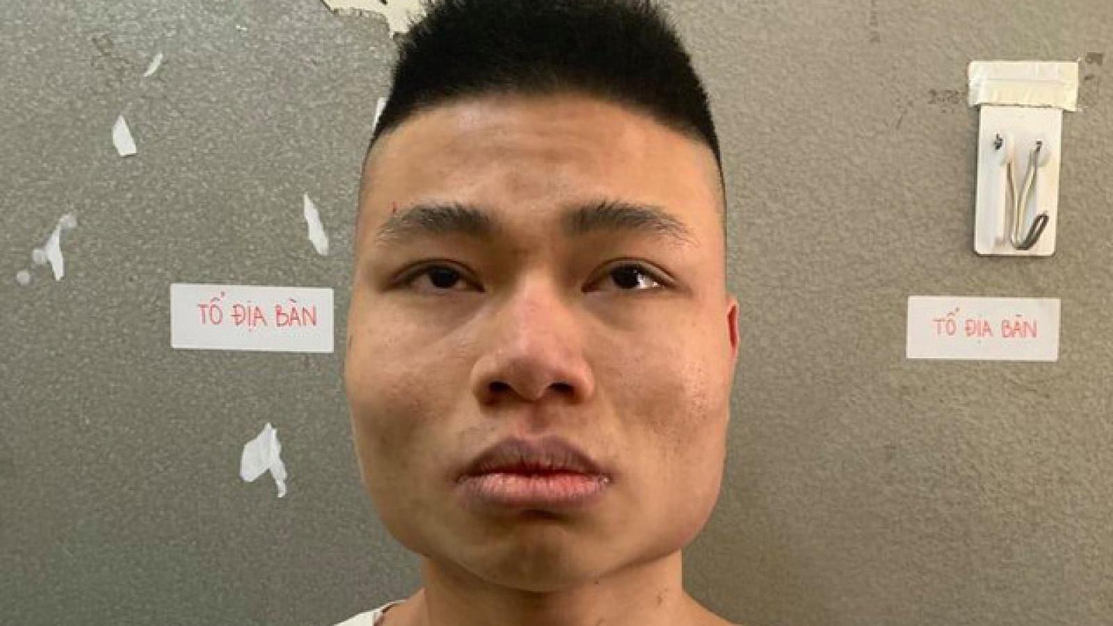 Bắt khẩn cấp đối tượng hiếp dâm nữ sinh trong thang bộ chung cư ở Hà Nội