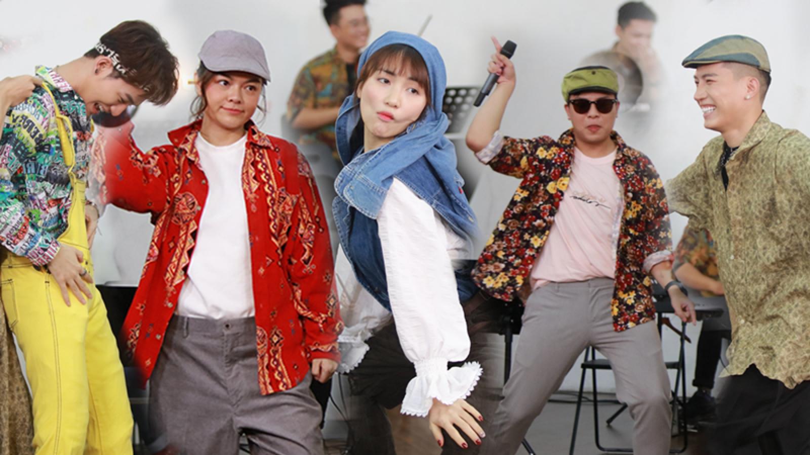 Phạm Quỳnh Anh, Hoà Minzy song ca khoe giọng trong loạt hit Vpop những năm 2000