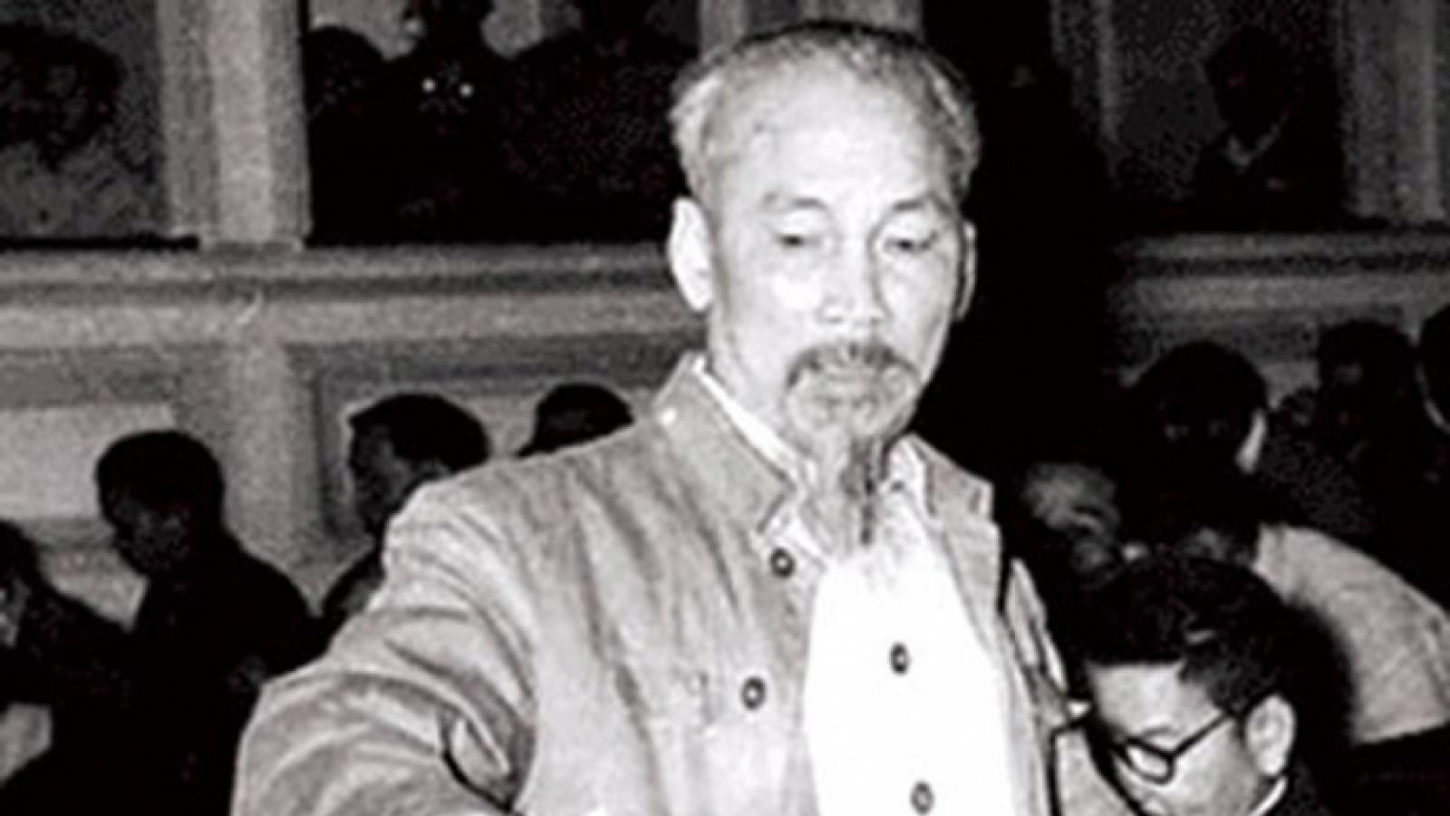 Đài Tiếng nói Việt Nam với cuộc bầu cử Quốc hội đầu tiên