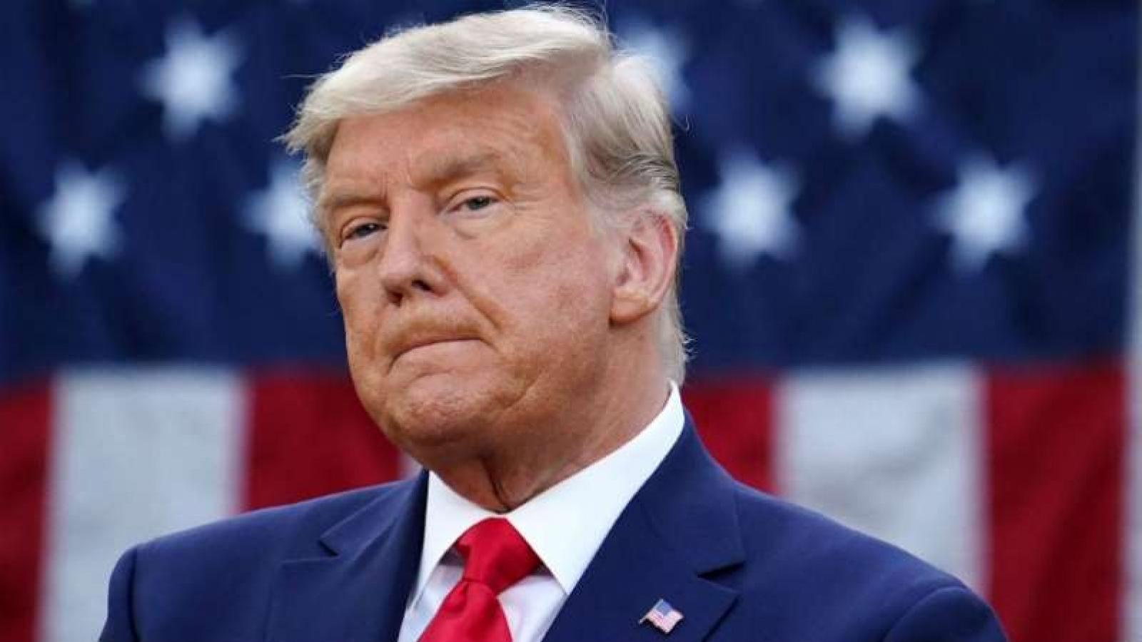 """Đảng Cộng hòa đau đầu với câu hỏi """"thoát Trump"""" hay không"""