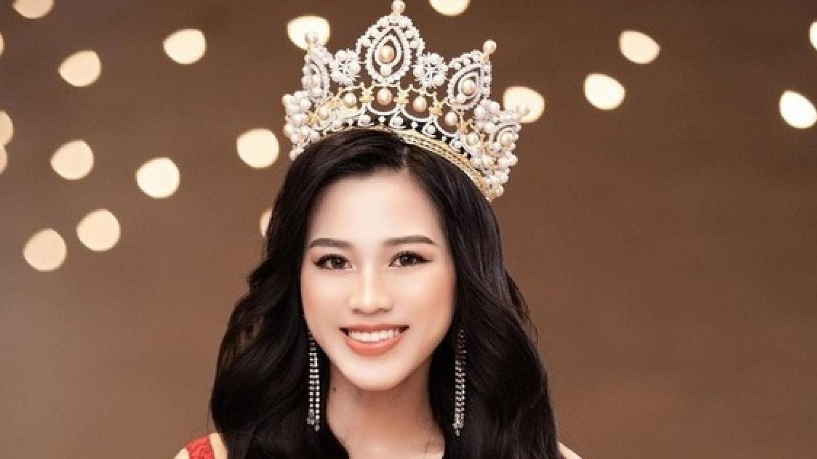 Hoa hậu Đỗ Thị Hà nhận được nhiều lời khen từ fans quốc tế
