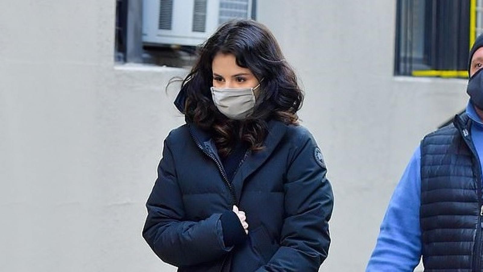 Selena Gomez đầy sức sống, tái xuất với dự án phim hài
