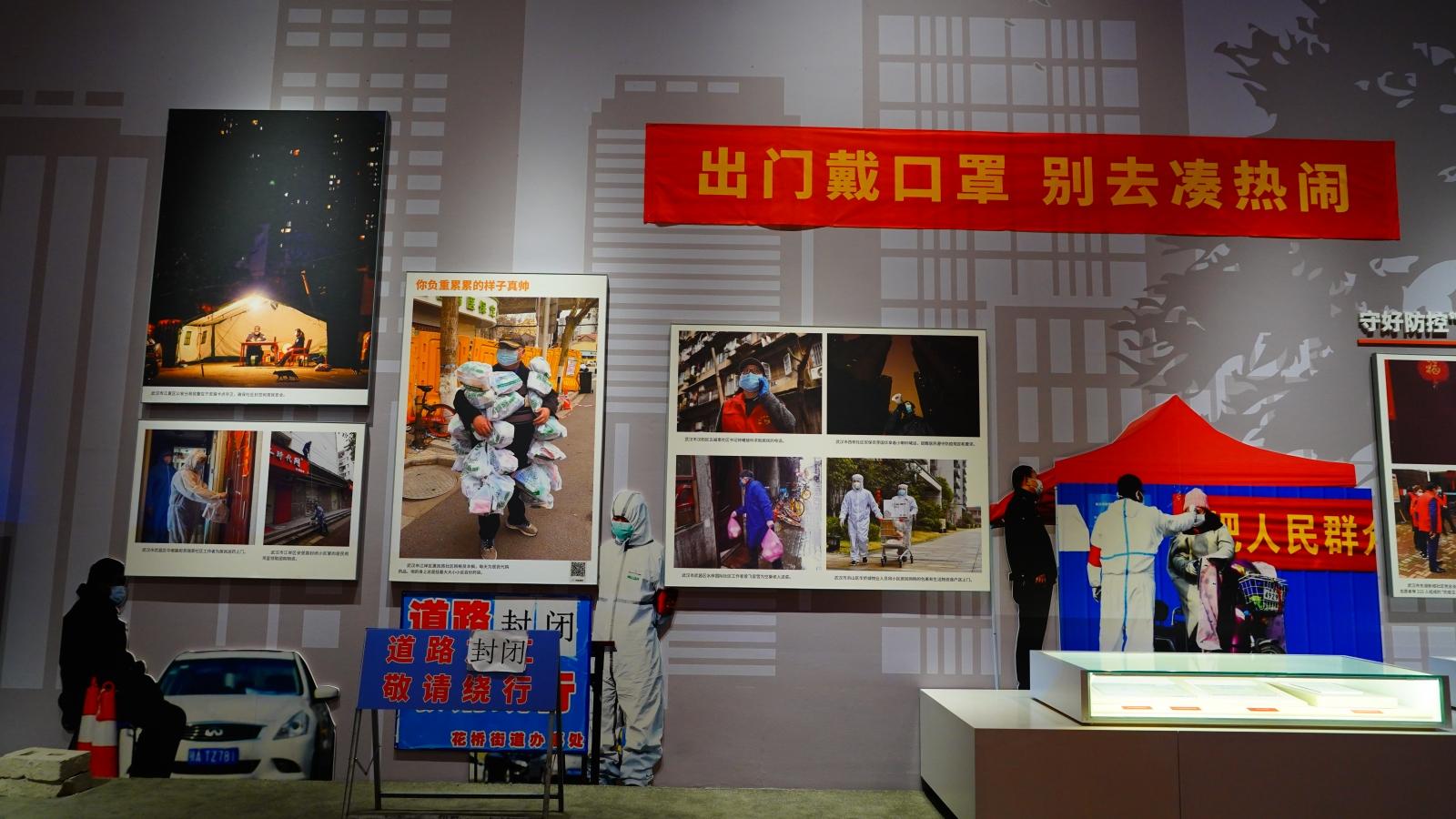 Tái hiện những tháng ngày cam go chống  Covid-19 ở Vũ Hán