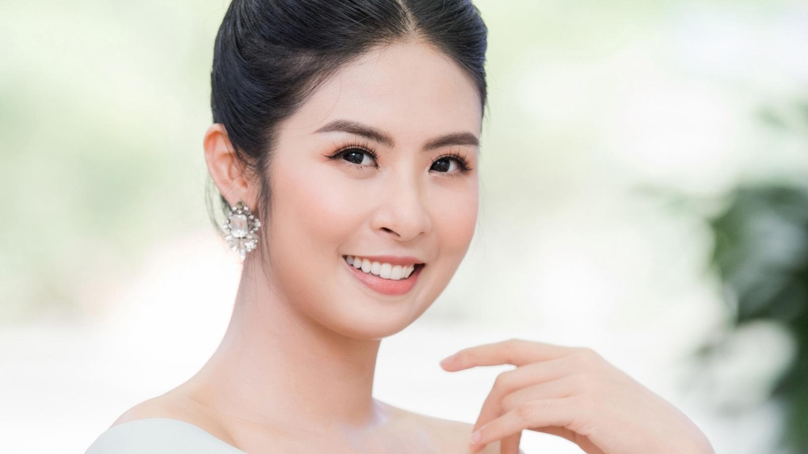 """Hoa hậu Ngọc Hân: """"Tôi hoãn cưới đến khi cảm thấy thật sự an toàn"""""""
