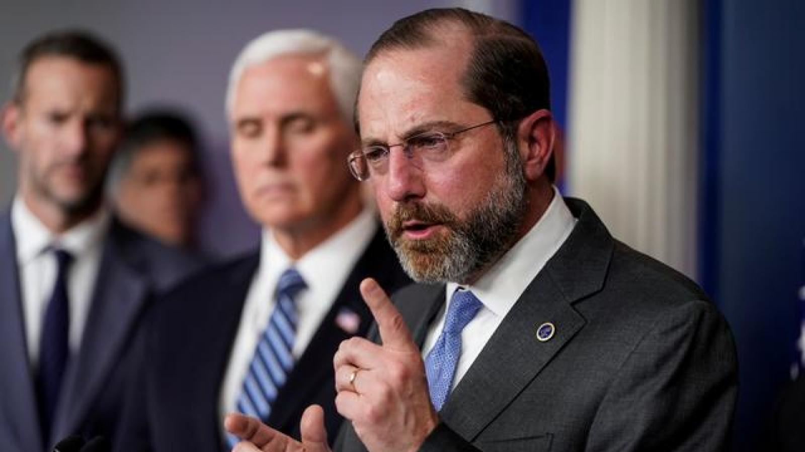 Thêm một Bộ trưởng Mỹ từ chức sau vụ bạo loạn tại Điện Capitol