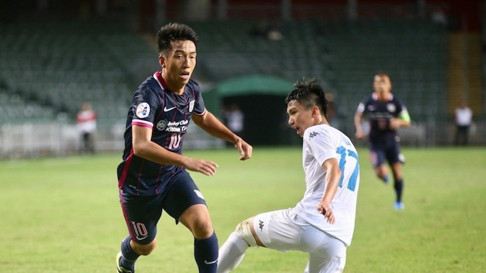 Ngày này năm xưa: Đoàn Văn Hậu chính thức chơi trận ra mắt Hà Nội FC