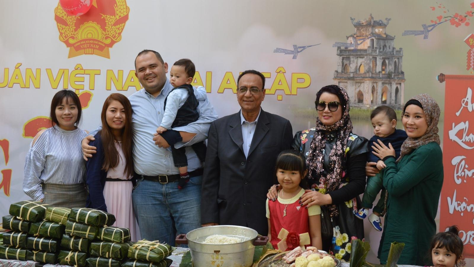 Kiều bào Việt Nam tại Ai Cập một lòng tin Đảng