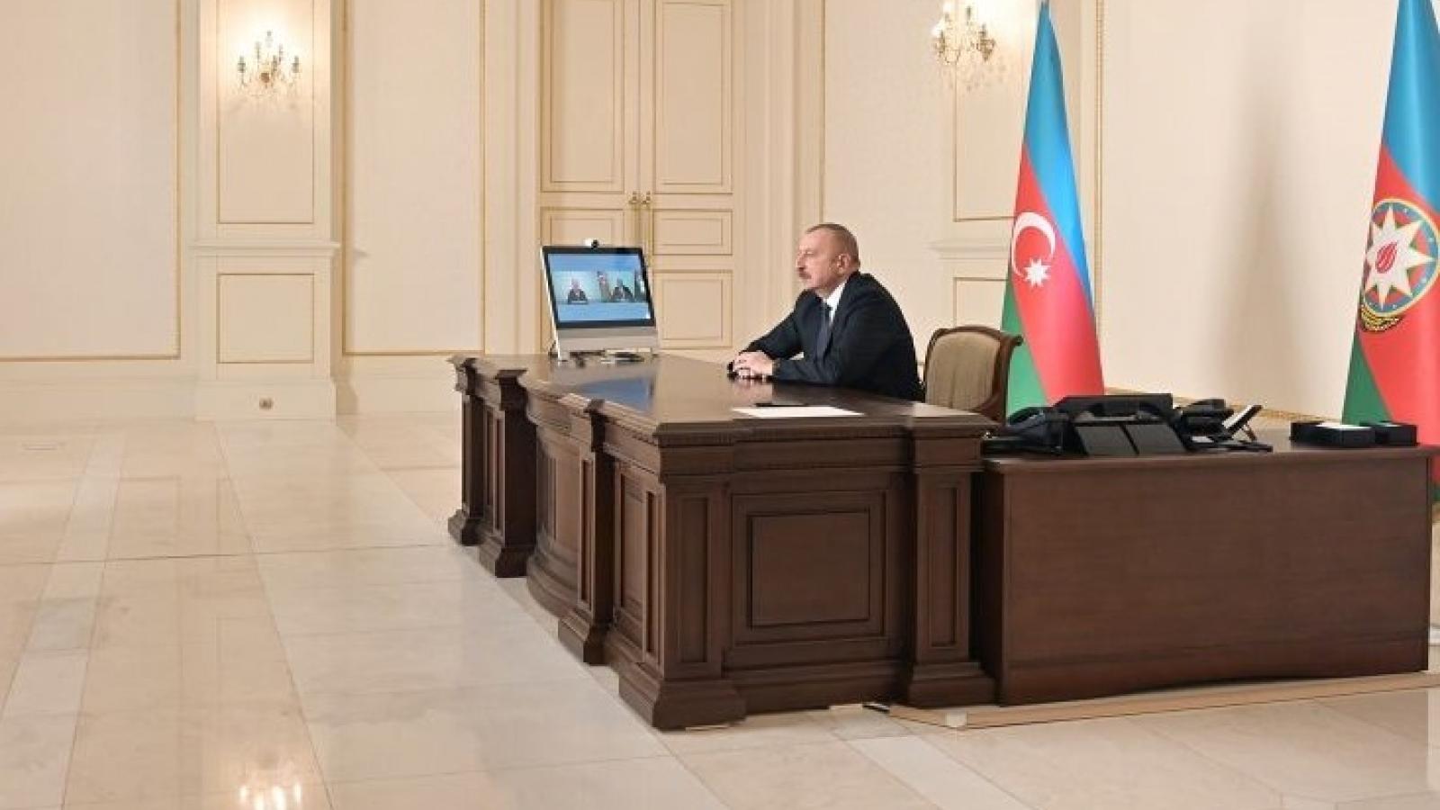 Azerbaijan lấy thành phố Shusha vừa tái chiếm từ Armenia làm thủ đô văn hóa của mình