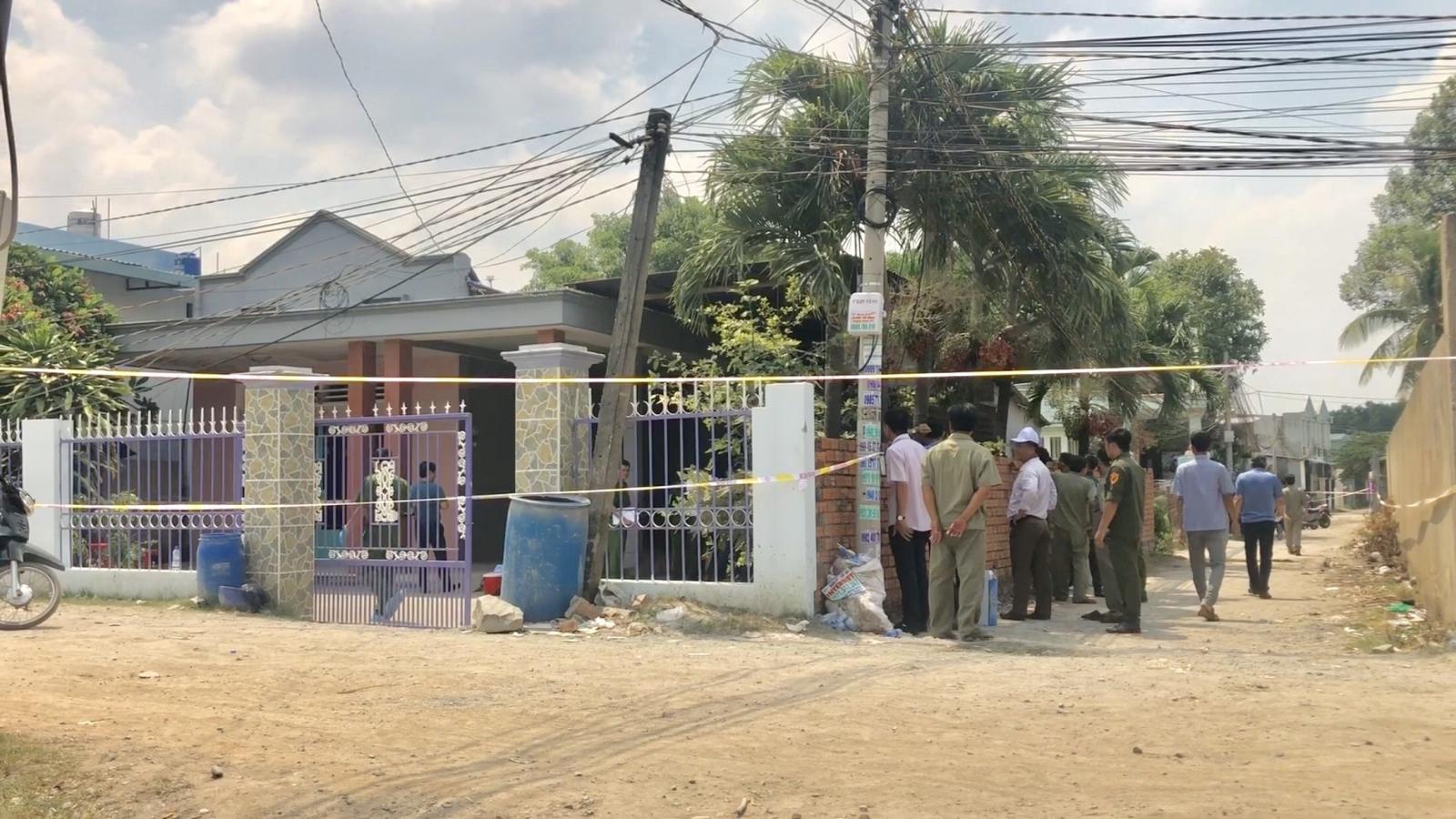 Nghi án 3 bố con tử vong tại Phú Thọ