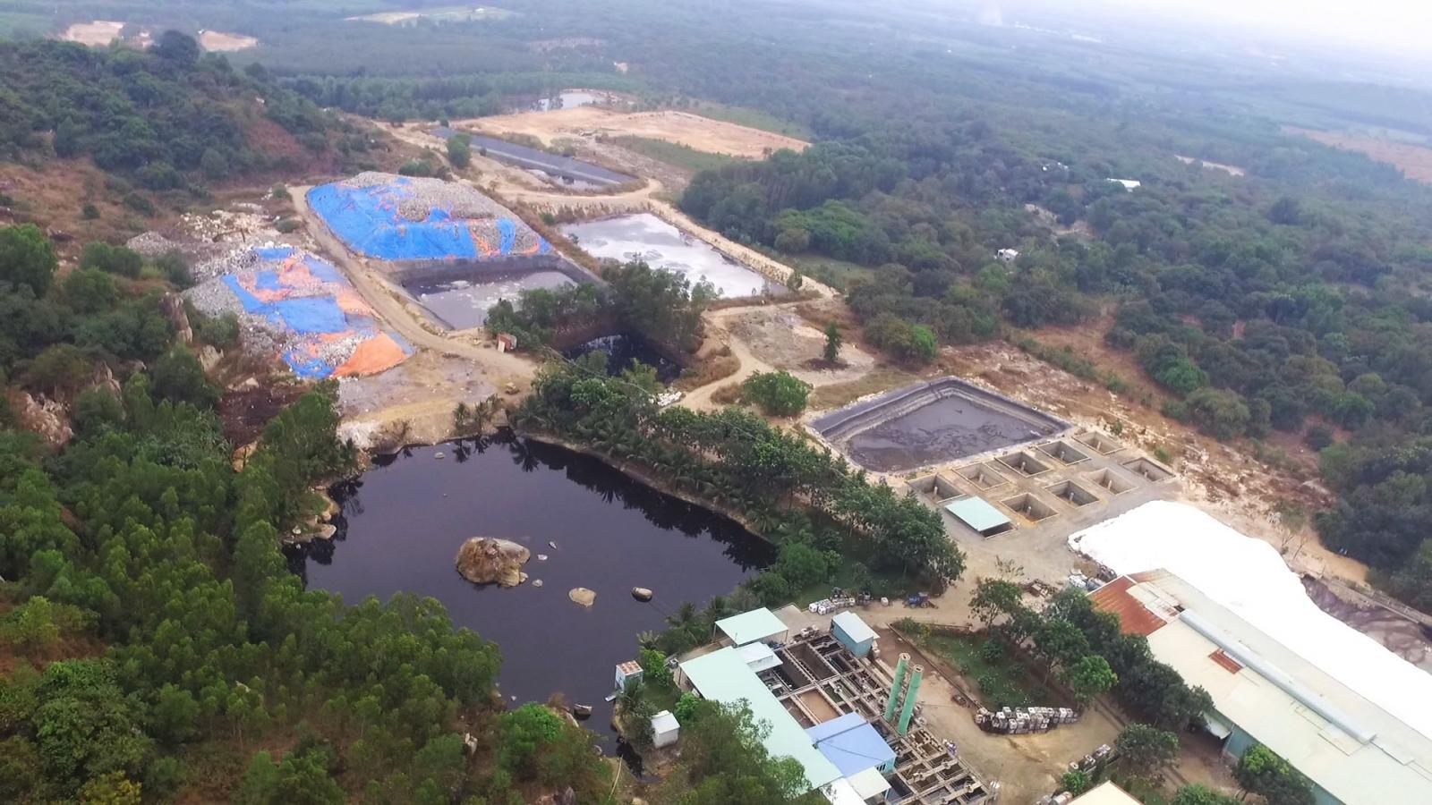 Bộ TN-MTkiểm tra nhà máy xả thải ra môi trường sau phảnánh củaVOV