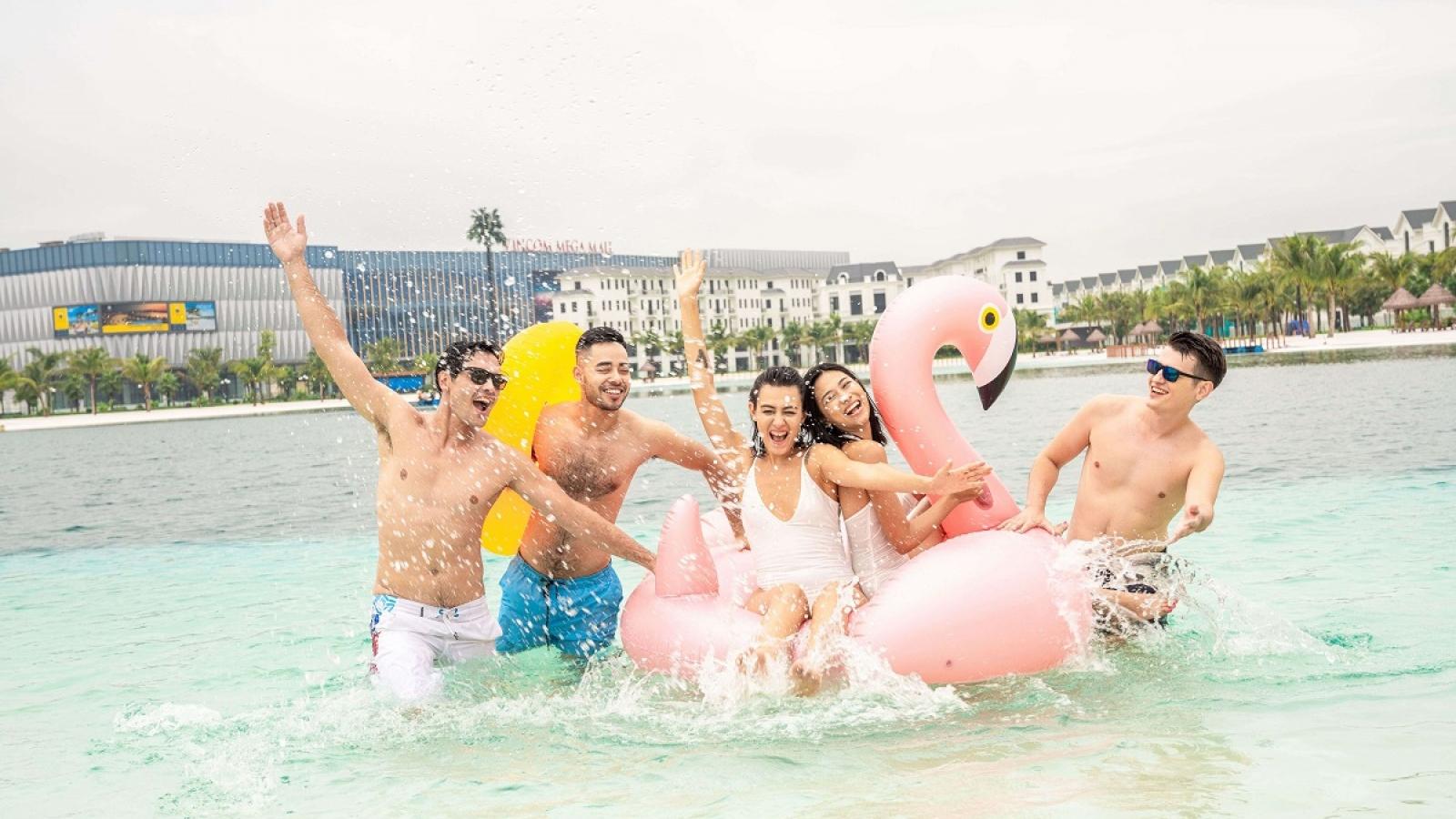 """Trải nghiệm cuộc sống cực """"chill"""" dành cho giới trẻ tại Vinhomes Ocean Park"""