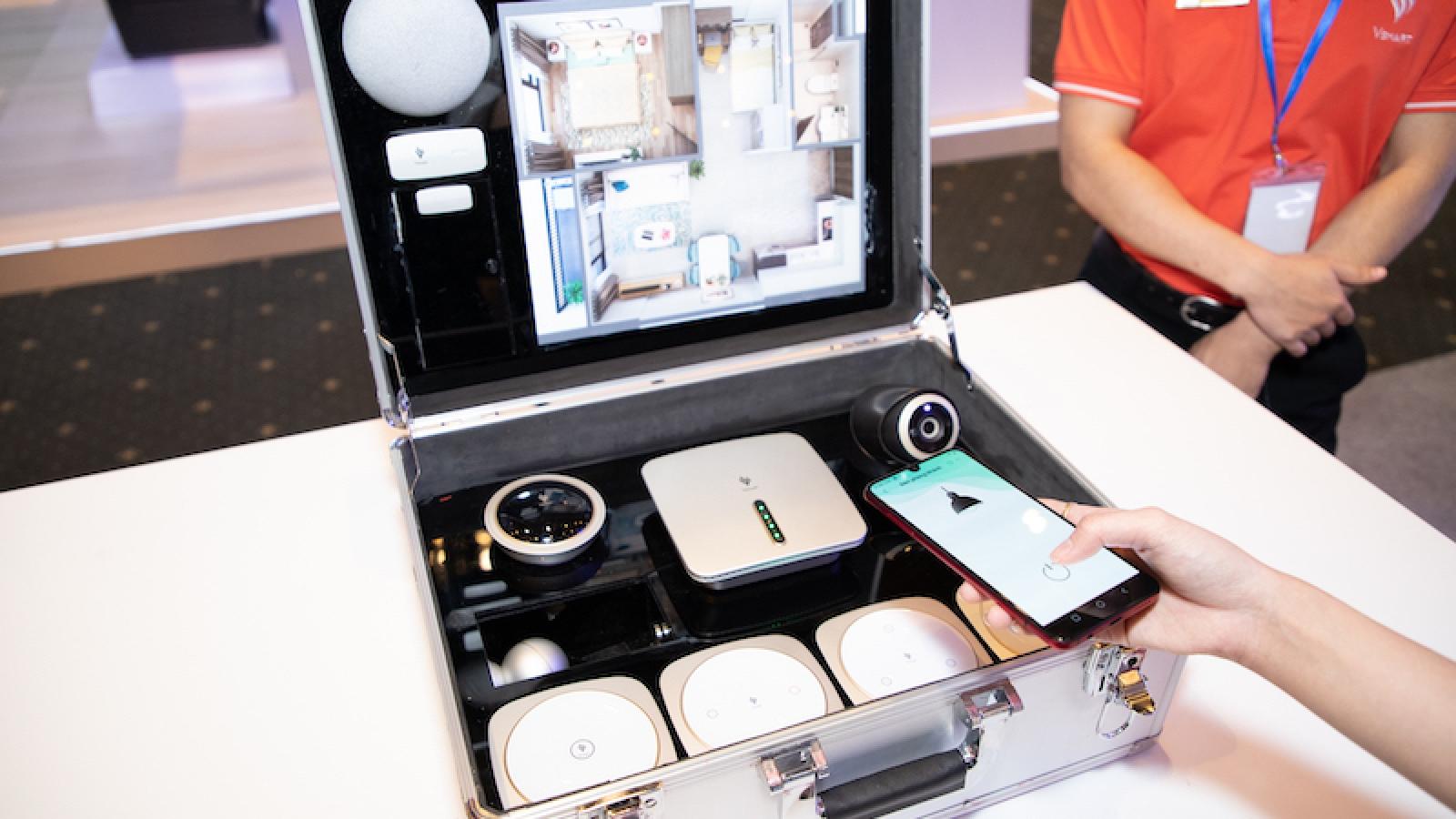 """VinSmart """"khoe"""" nhiều sản phẩm công nghệ mới tại Tech Awards 2020"""