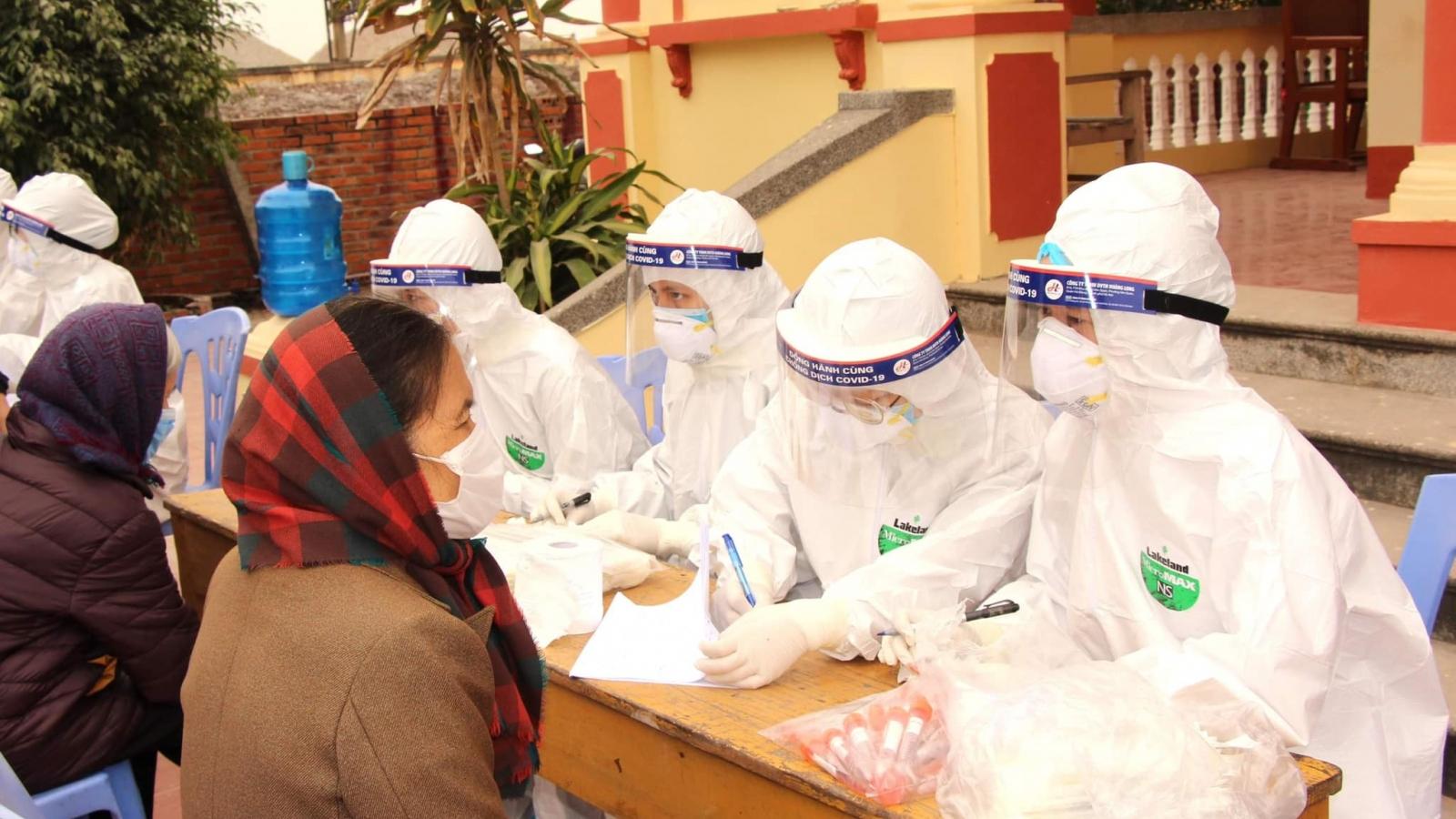 Bộ Y tế tìm người đến quán Hiền Bắc, quán nước mắm Diêm Điền ở Thái Bình
