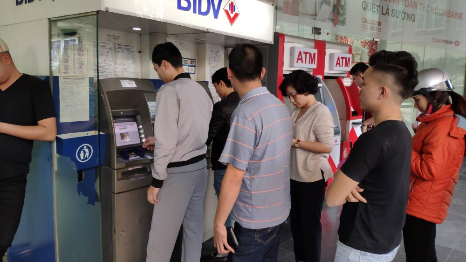Đảm bảo an toàn hoạt động ngân hàng trong dịp Tết Nguyên đán