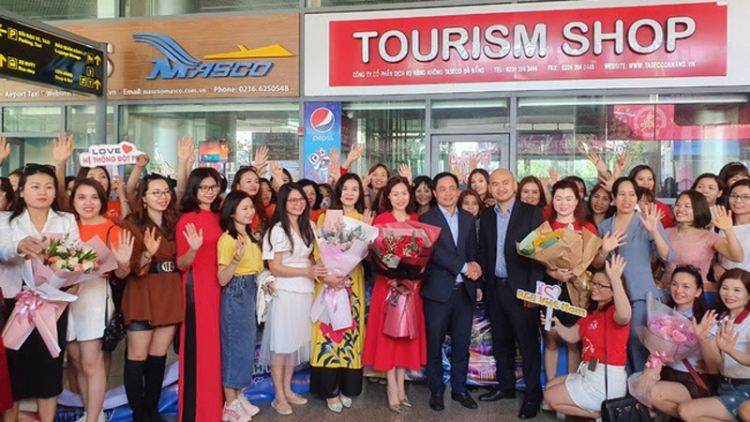 Da Nang MICE tourism proves popular as tourists flock to central city