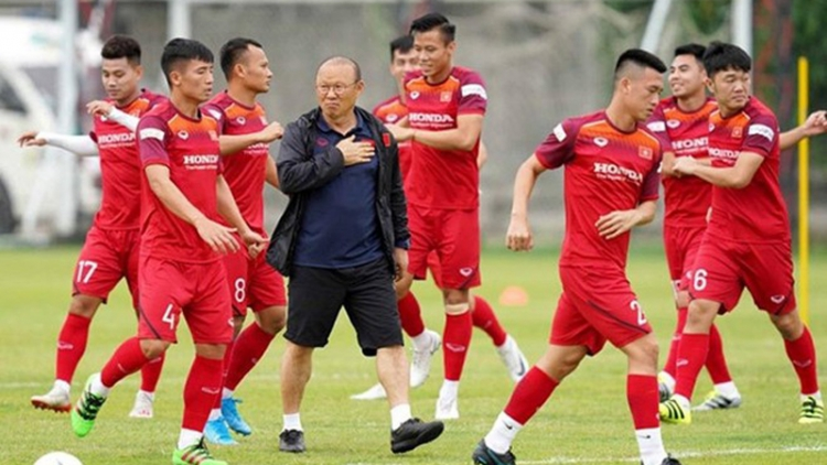 Heavy training schedule for national football teams this year