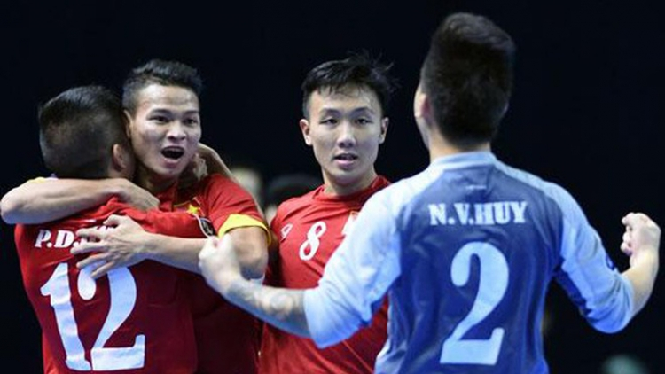 Vietnam eyes second consecutive slot at Futsal World Cup