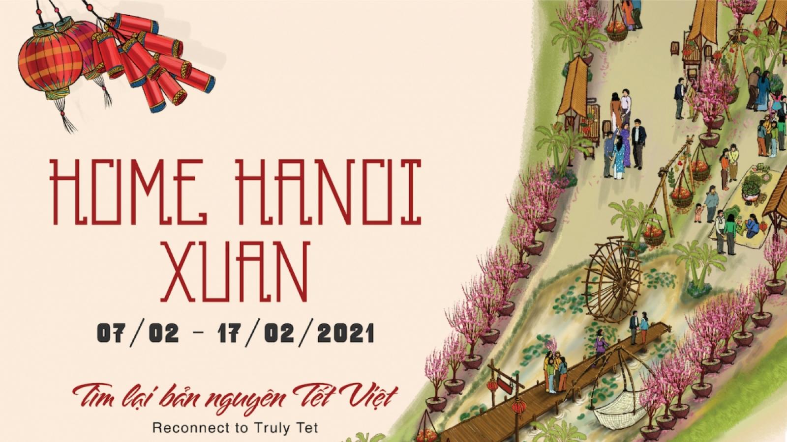 First Hanoi flower street to debut in February for Tet celebrations