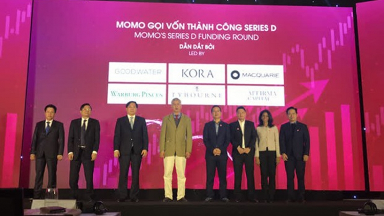 MoMo closes Series D financing round