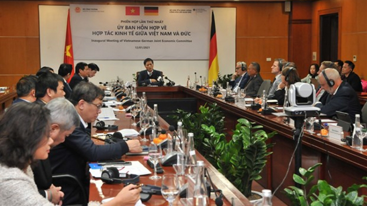 Vietnam-Germany committee meets on economic cooperation