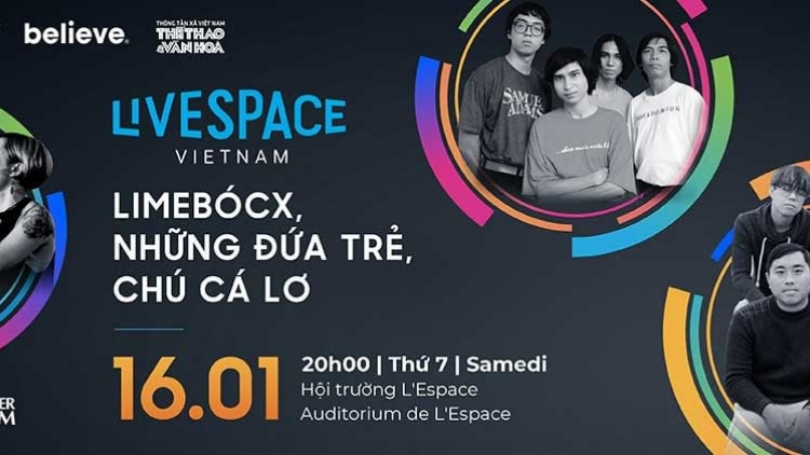 Livespace Vietnam creates new platform for young Vietnamese artists