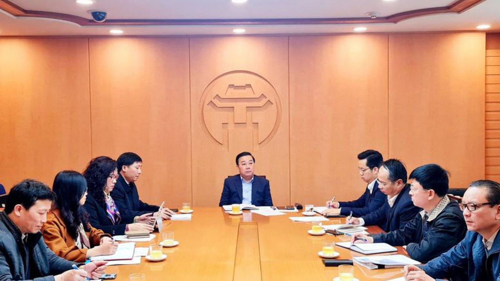 Hà Nội sẽ họp báo định kỳ cung cấp thông tin cho báo chí