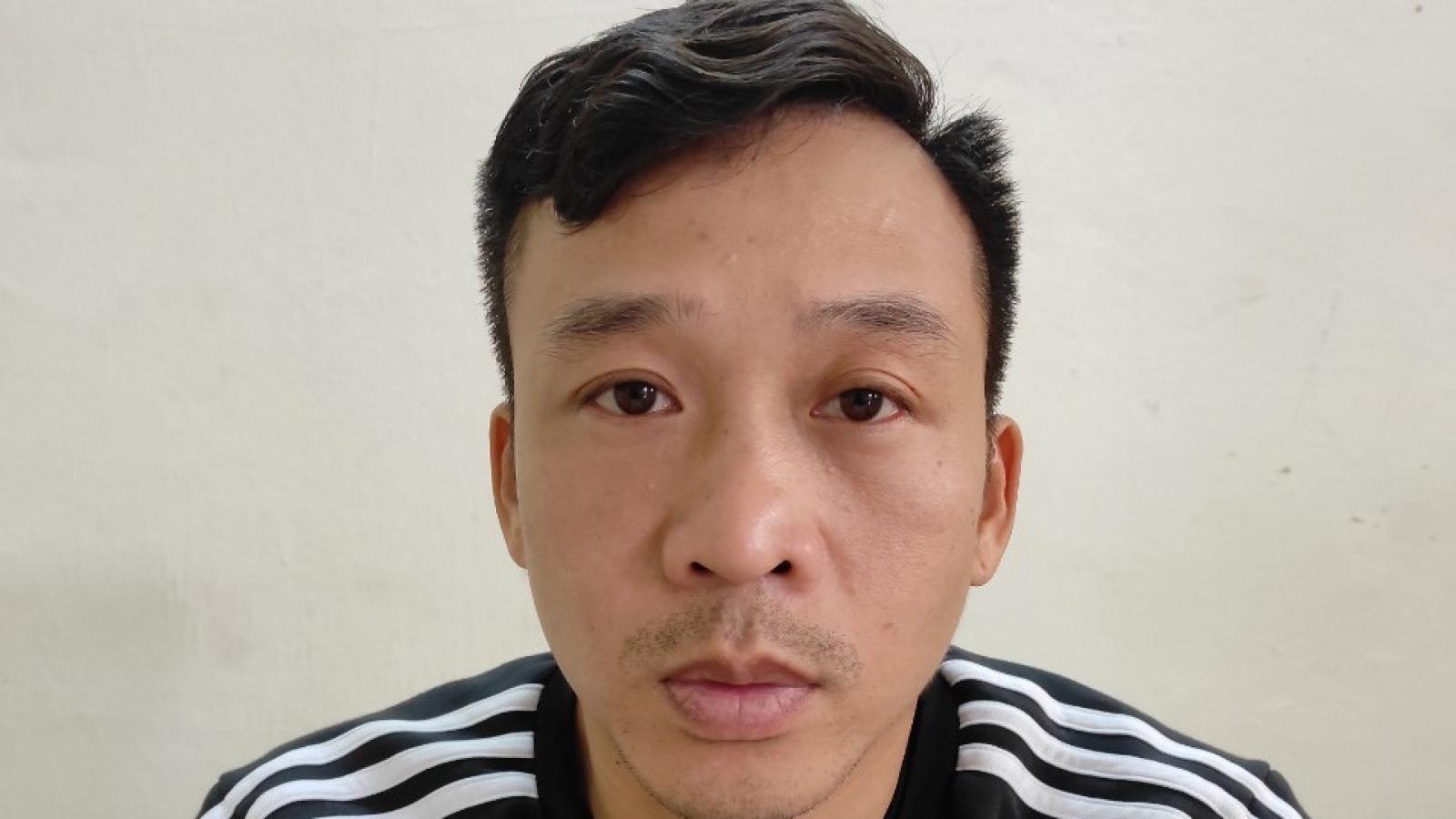 Bắt giam người đàn ông gây thương tích chủ quán cắt tóc