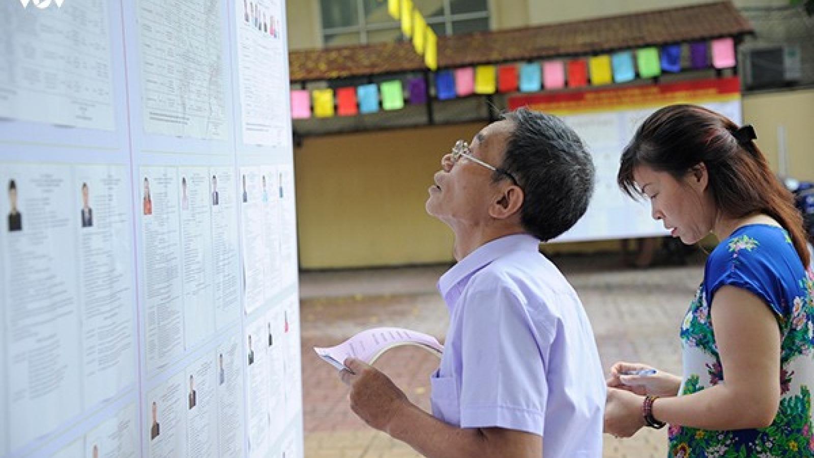 Hà Nội, Đà Nẵng và TPHCM không bầu HĐND khóa mới ở cấp nào?