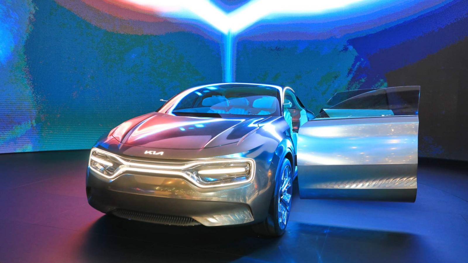 Kia chính thức đăng ký logo và slogan mới để nâng tầm thương hiệu