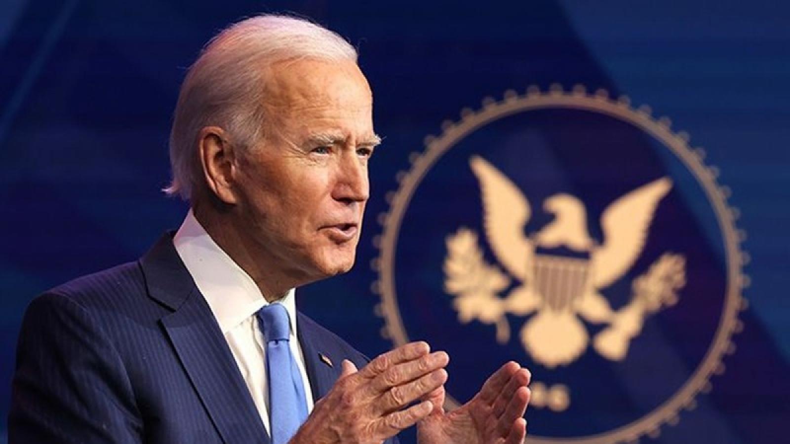 Tổng thống đắc cử Mỹ J.Biden đề cử thêm các nhân sự cấp cao