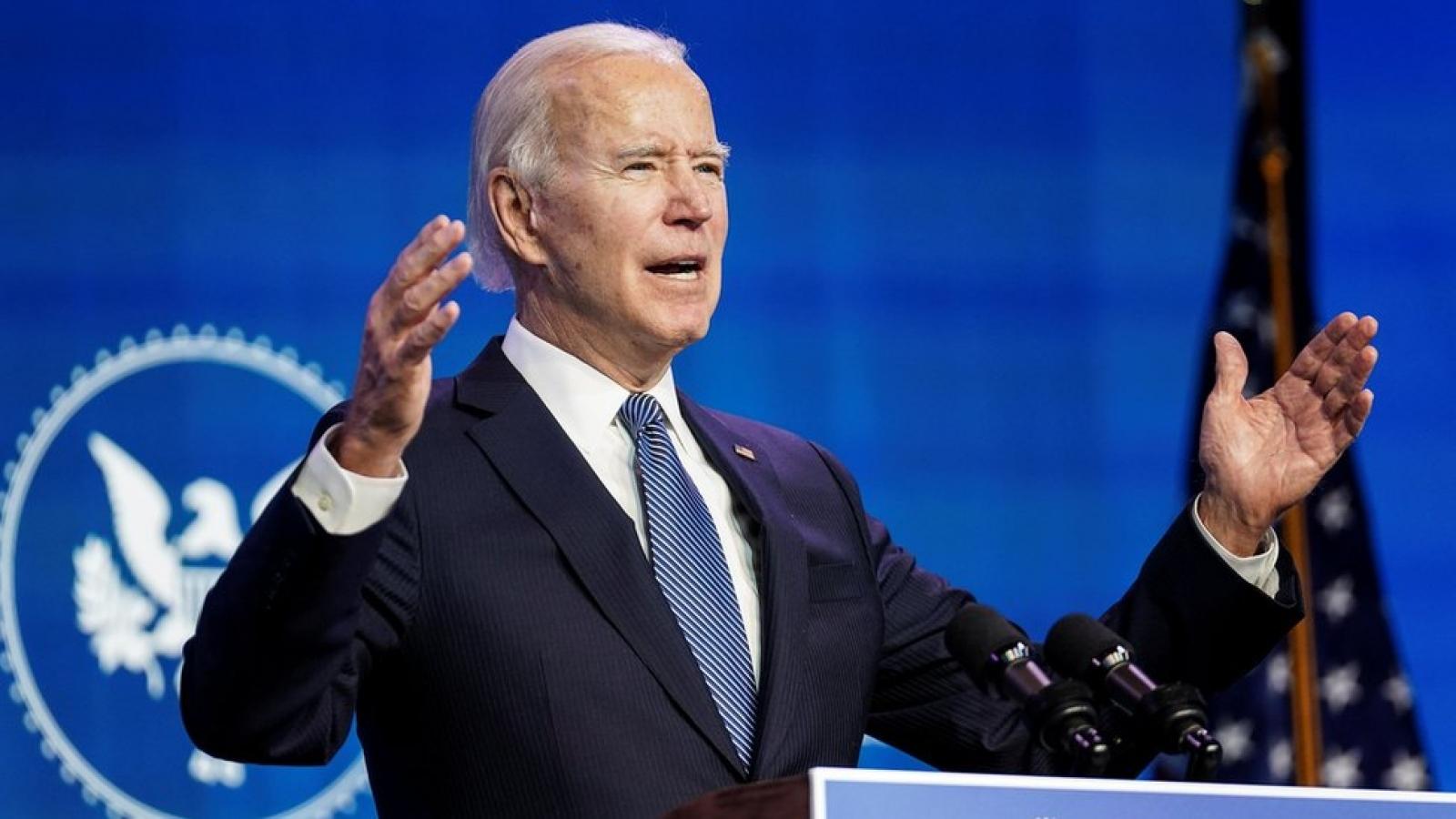 Tổng thống đắc cử Joe Biden đề cử nhân sự cấp cao của Ủy ban quốc gia đảng Dân chủ