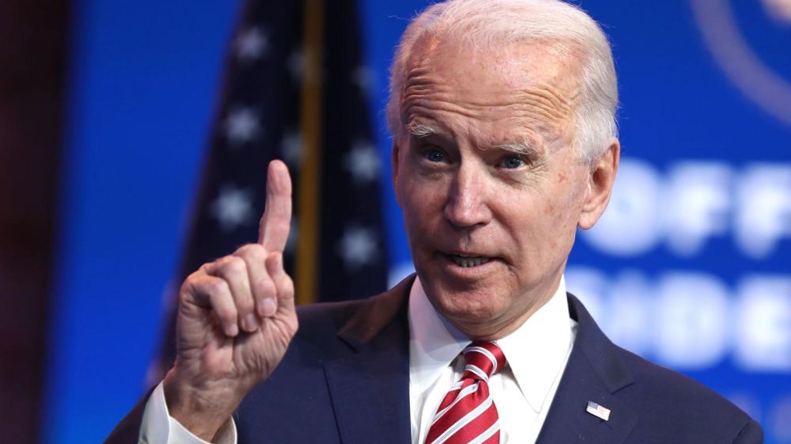 """Chính quyền Biden sẽ bắt tay với đồng minh ngăn Trung Quốc """"lạm dụng kinh tế"""""""