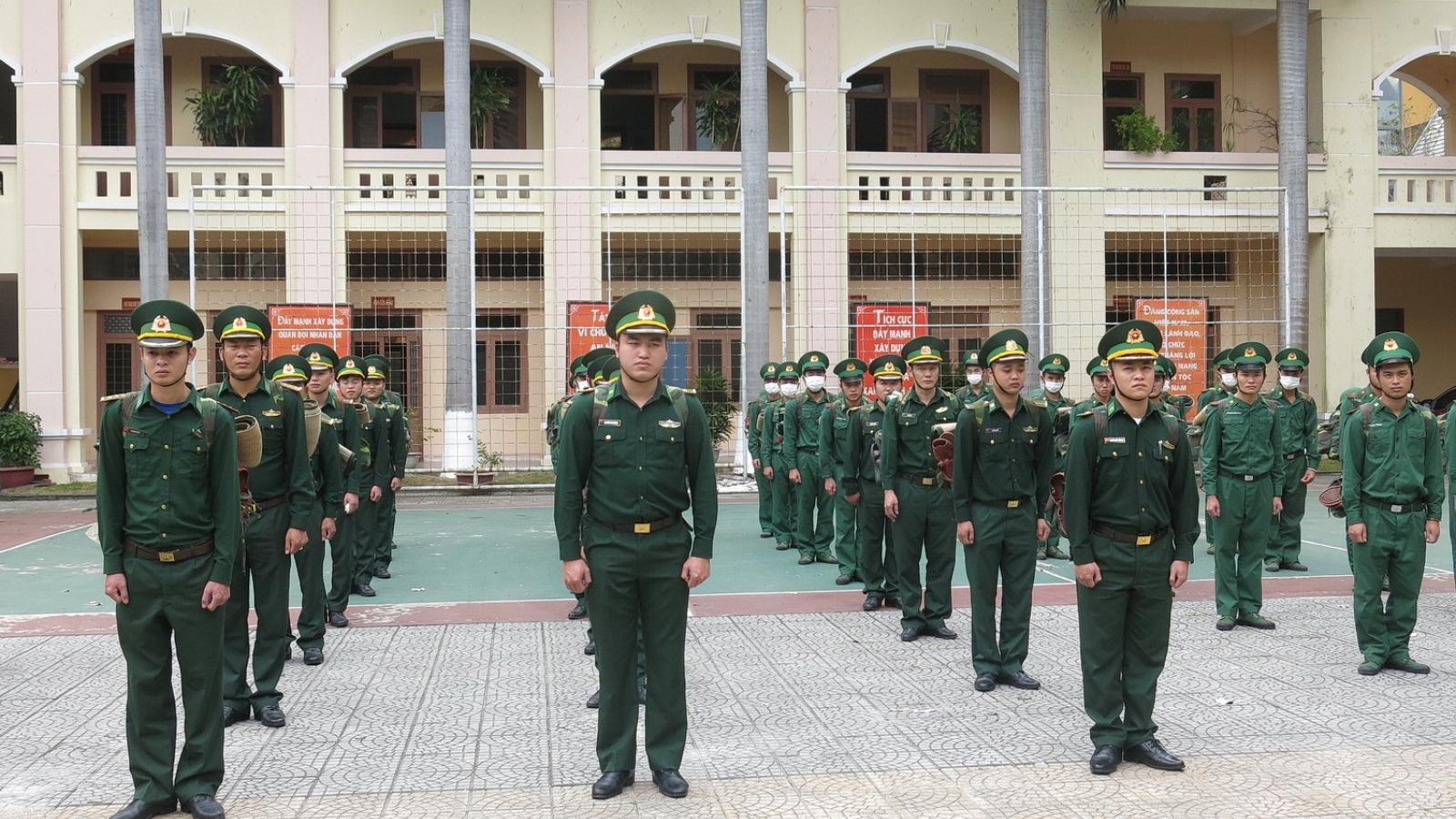 Biên phòng Đà Nẵng hỗ trợ Kiên Giang chống dịch trên tuyến biên giới