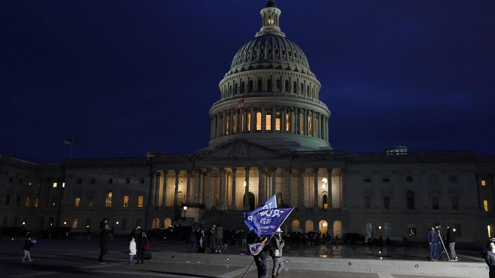 Dư luận Nhật Bản không mấy mặn mà với vụ bạo loạn biểu tình ở Mỹ