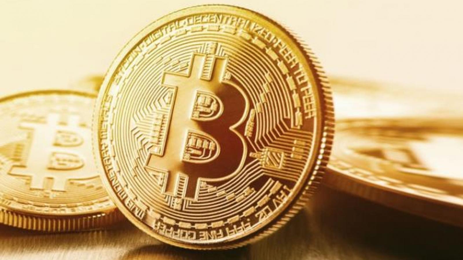 Đồng tiền điện tử Bitcoin đạt giá trị kỷ lục kể từ khi phát hành