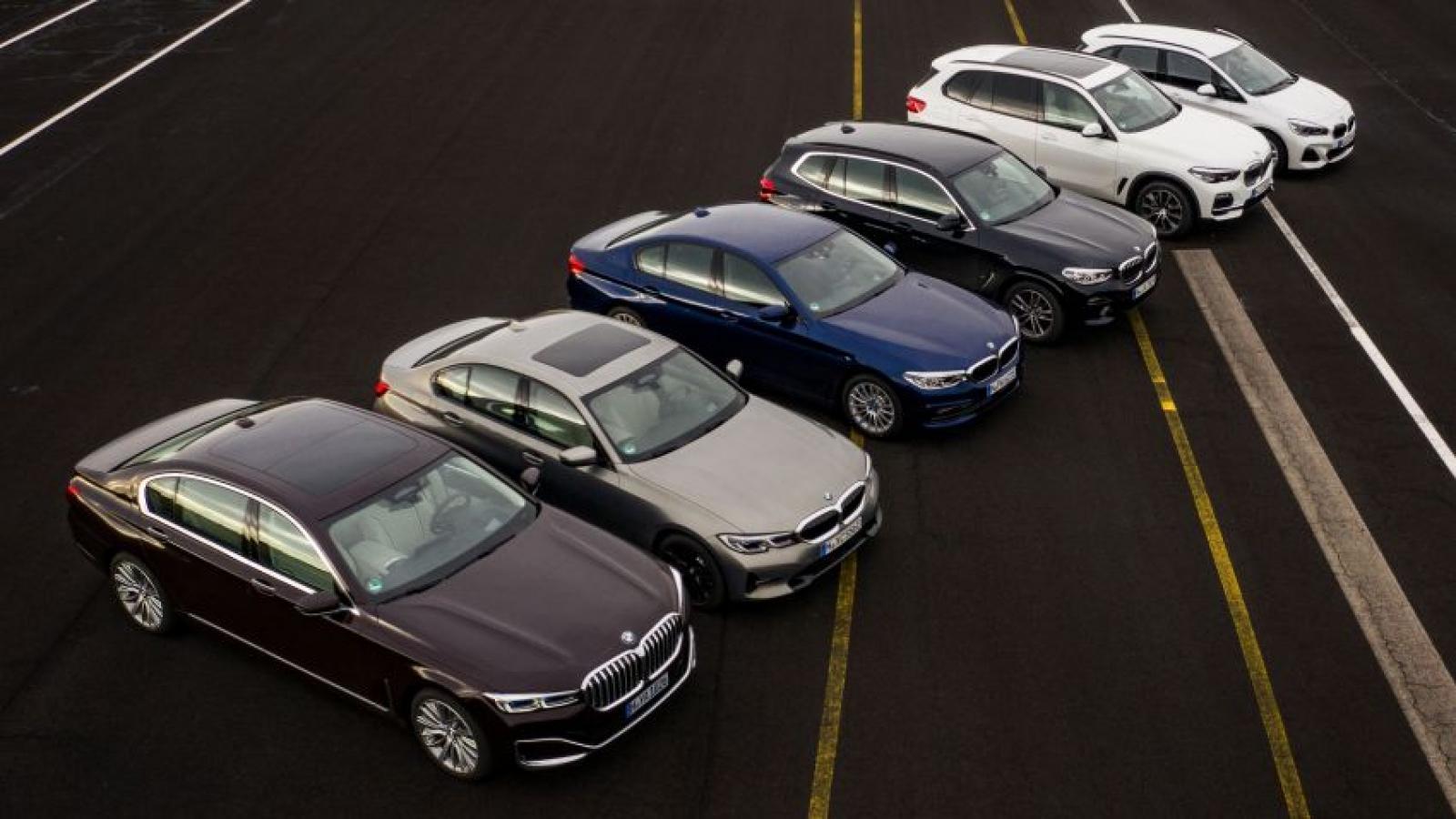 BMW sẽ đơn giản hóa danh mục sản phẩm để tập trung vào xe điện