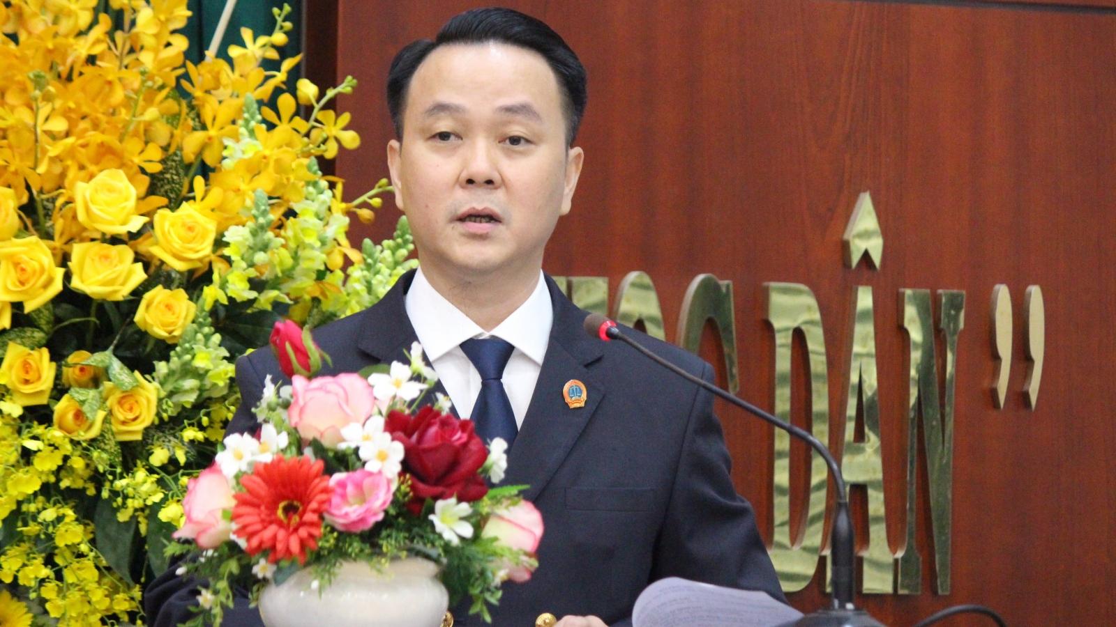 Ông Nguyễn Thành Vinh làm Chánh án TAND TP Thủ Đức