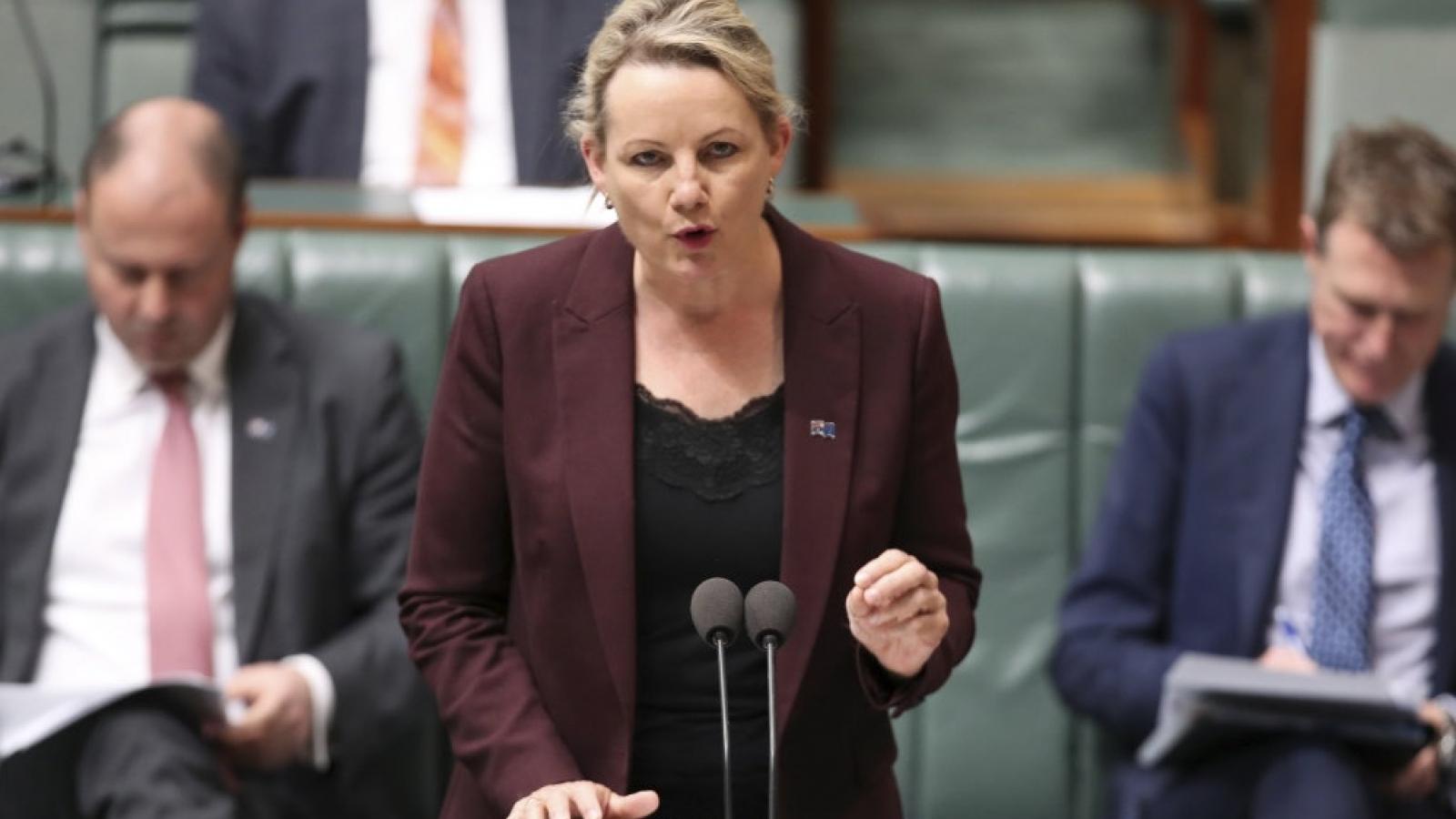 Australia cam kết thúc đẩy hợp tác quốc tếthích ứng với biến đổi khí hậu