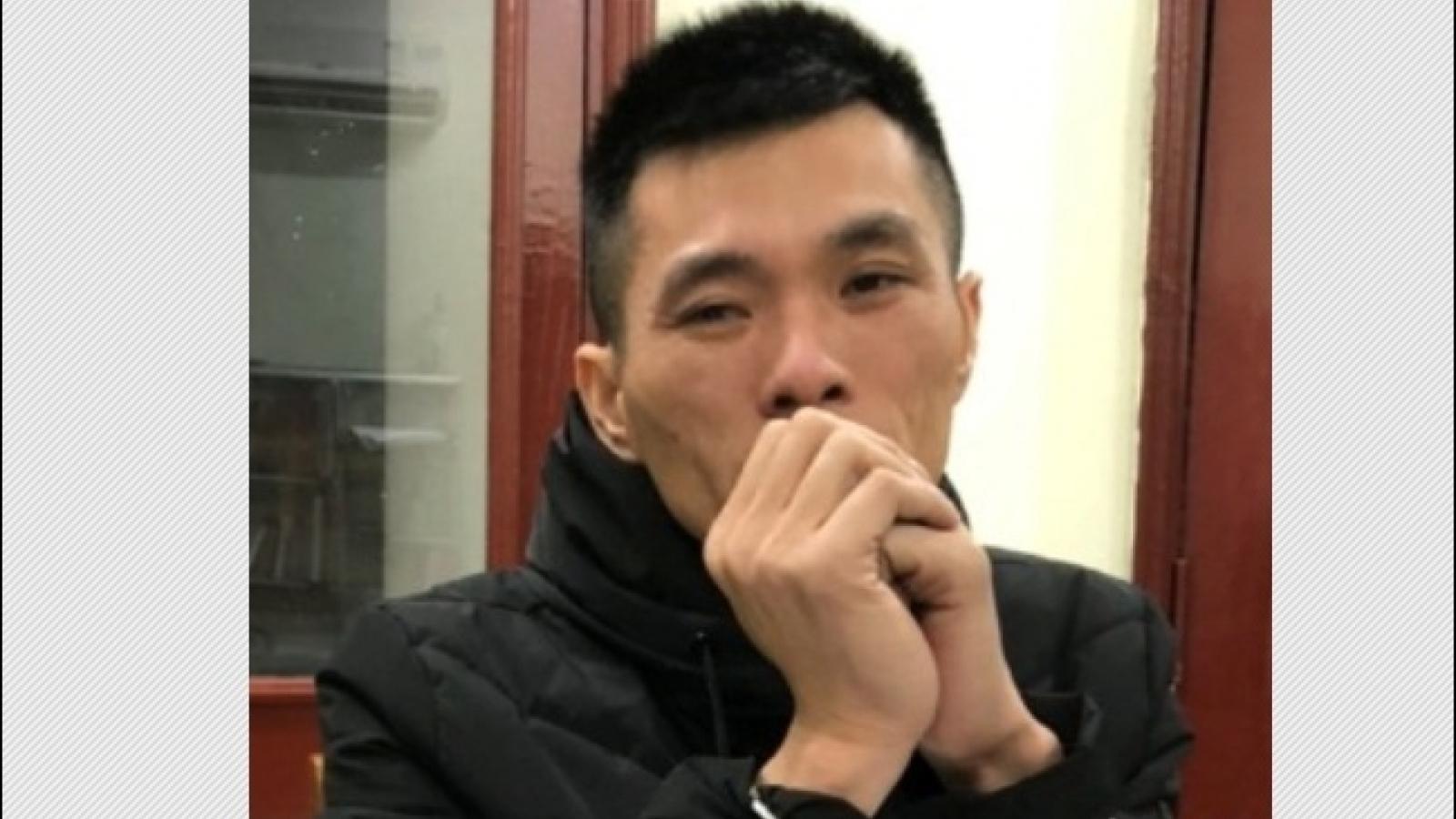 Bắt giữ đối tượng cướp tài sản bị truy nãtại Quảng Ninh