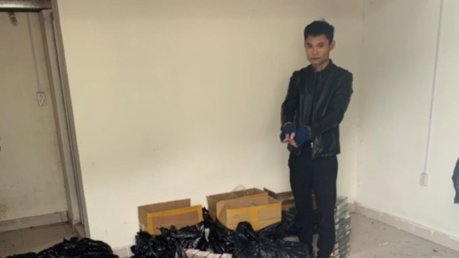 Tạm giữ 4 đối tượng buôn bán hàng cấm ở Quảng Ninh